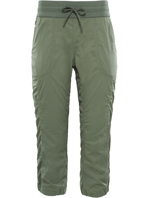 The North Face W's Aphrodite Capri Four Leaf Clover